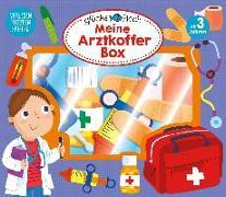 Cover-Bild zu Glücksfisch: Meine Arztkoffer-Box von Meredith, Samantha (Illustr.)