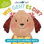 Cover-Bild zu Glücksfisch: Wie geht es dir? Mein erstes Gefühle-Buch von Seal, Julia (Illustr.)