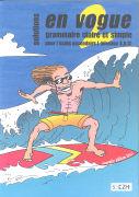 Cover-Bild zu en vogue A/B/C. solutions. grammaire claire et simple von Lämmli, Roger