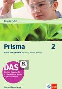 Cover-Bild zu Prisma 2 / Prisma 2 - Natur und Technik mit Biologie, Chemie, Physik