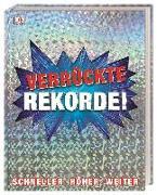 Cover-Bild zu Verrückte Rekorde!