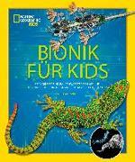 Cover-Bild zu Bionik für Kids von Swanson, Jennifer