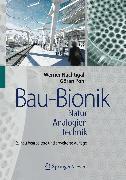 Cover-Bild zu Bau-Bionik (eBook) von Nachtigall, Werner