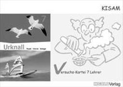 Cover-Bild zu KISAM Versuchskartei 7 - Lehrer von Hutzli, Hansjürg