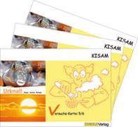 Cover-Bild zu KISAM-Versuchskartei 5/6 - Schüler - 3er-Set von Hutzli, Hansjürg