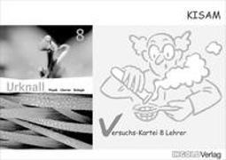 Cover-Bild zu KISAM Versuchskartei 8 - Lehrer von Hutzli, Hansjürg