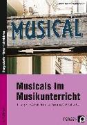 Cover-Bild zu Musicals im Musikunterricht von Jaglarz, Barbara