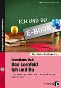 """Cover-Bild zu Grundkurs DaZ: Das Lernfeld """"Ich und Du"""" (eBook) von Bemmerlein, Georg"""