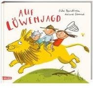Cover-Bild zu Bandixen, Ocke: Auf Löwenjagd