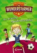 Cover-Bild zu Bandixen, Ocke: Der Wunderstürmer 4 - Der heimliche Spielertransfer