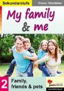 Cover-Bild zu My family & me / Sekundarstufe (eBook) von Thierfelder, Prisca