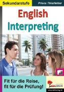 Cover-Bild zu English Interpreting (eBook) von Thierfelder, Prisca