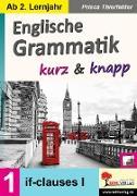 Cover-Bild zu Englische Grammatik kurz & knapp / Band 1 (eBook) von Thierfelder, Prisca