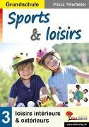 Cover-Bild zu Sports & loisirs / Grundschule (eBook) von Thierfelder, Prisca