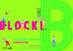 Cover-Bild zu Blocki - Formblätter von Bieder Boerlin, Agathe