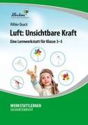 Cover-Bild zu Luft: Unsichtbare Kraft (PR) von Baack, Wibke