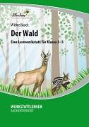 Cover-Bild zu Der Wald von Baack, Wibke