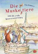 Cover-Bild zu Krause, Ute: Die Muskeltiere und die große Käseverschwörung (eBook)