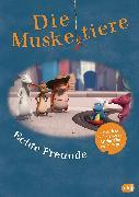 Cover-Bild zu Stein, Maike: Die Muskeltiere - Einmal Held sein