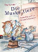 Cover-Bild zu Krause, Ute: Die Muskeltiere - Picandou und der kleine Schreihals (eBook)