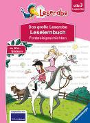 Cover-Bild zu Das große Leserabe Leselernbuch: Fantasiegeschichten - Leserabe ab der 1. Klasse - Erstlesebuch für Kinder ab 5 Jahren von Uebe, Ingrid