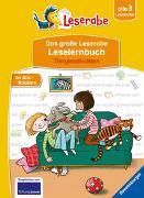 Cover-Bild zu Das große Leserabe Leselernbuch: Tiergeschichten - Leserabe ab der 1. Klasse - Erstlesebuch für Kinder ab 5 Jahren von Voigt, Silke