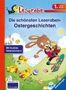 Cover-Bild zu Die schönsten Leseraben-Ostergeschichten - Leserabe 1. Klasse - Erstlesebuch für Kinder ab 6 Jahren von Krüger, Thomas
