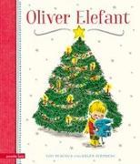 Cover-Bild zu Oliver Elefant von Peacock, Lou