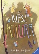 Cover-Bild zu Der Riese Knurr von Janisch, Heinz