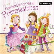 Cover-Bild zu Geschichten für kleine Prinzessinnen von Schröder, Patricia