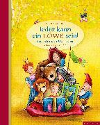 Cover-Bild zu Der Löwe in mir von Janisch, Heinz