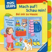 Cover-Bild zu Tünner, Klara: Mach auf! Schau rein! Bei mir zu Hause