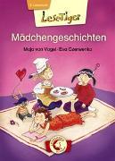 Cover-Bild zu Lesetiger - Mädchengeschichten von von Vogel, Maja