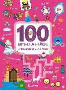 Cover-Bild zu Loewe Lernen und Rätseln (Hrsg.): 100 Gute-Laune-Rätsel - Prinzessinnen und Feen