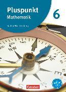 Cover-Bild zu Pluspunkt Mathematik, Baden-Württemberg - Neubearbeitung, Band 6, Schülerbuch von Bamberg, Rainer