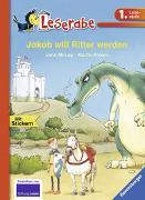 Cover-Bild zu Jakob will Ritter werden von McLay, John