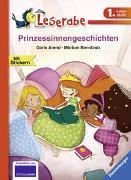Cover-Bild zu Prinzessinnengeschichten - Leserabe 1. Klasse - Erstlesebuch für Kinder ab 6 Jahren von Arend, Doris