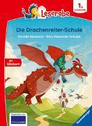 Cover-Bild zu Die Drachenreiter-Schule - Leserabe ab 1. Klasse - Erstlesebuch für Kinder ab 6 Jahren von Neubauer, Annette