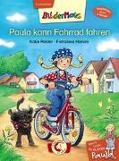 Cover-Bild zu Bildermaus - Meine beste Freundin Paula: Paula kann Fahrrad fahren von Reider, Katja