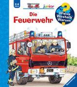 Cover-Bild zu Die Feuerwehr von Reider, Katja