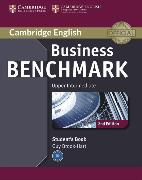 Cover-Bild zu Business Benchmark B2. Upper-Intermediate. 2nd Edition. Student's Book BEC