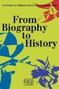 Cover-Bild zu Barr, Catherine (Hrsg.): From Biography to History