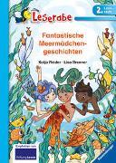Cover-Bild zu Fantastische Meermädchengeschichten - Leserabe 2. Klasse - Erstlesebuch für Kinder ab 7 Jahren von Reider, Katja