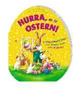 Cover-Bild zu Hurra, es ist Ostern! von Ondracek, Claudia