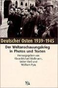 Cover-Bild zu Deutscher Osten 1939 - 1945 von Mallmann, Klaus-Michael (Hrsg.)