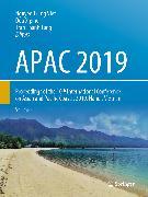 Cover-Bild zu Thanh Tung, Tran (Hrsg.): Apac 2019 (eBook)