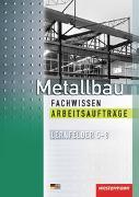 Cover-Bild zu Metallbau Fachwissen von Geier, Rolf-Günter