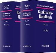 Cover-Bild zu Bankrechts-Handbuch Gesamtwerk von Schimansky, Herbert (Hrsg.)