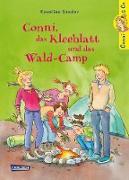 Cover-Bild zu Sander, Karoline: Conni & Co 14: Conni, das Kleeblatt und das Wald-Camp (eBook)