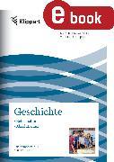 Cover-Bild zu Reformation - Absolutismus (eBook) von Scheufler, Harald